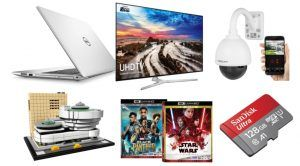 ET Deals: Newest Inspiron 15 5000 Quad-Core for $550, Cheaper than BF Samsung 55-inch TV for $550