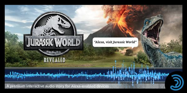 'Jurassic World Revealed' exposes the limits of Alexa games