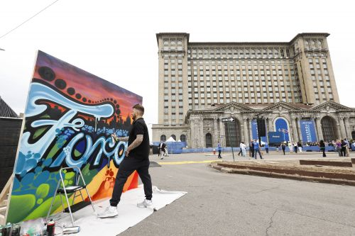 Ford is betting big on Detroit
