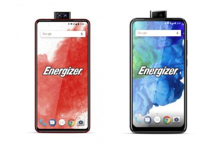 Energizer will launch 26 new smartphones at MWC 2019, including foldable device