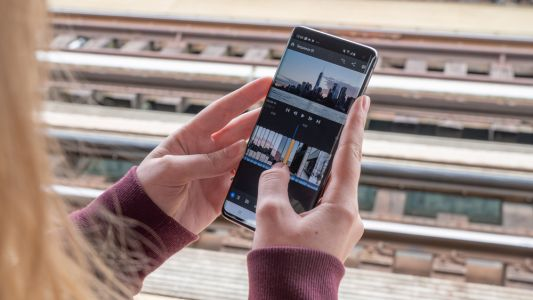 Adobe Premiere Rush arrives on Android