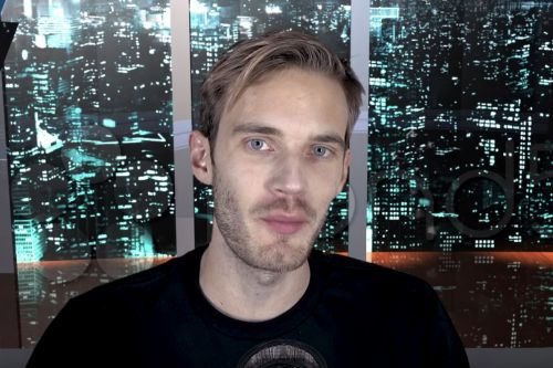 PewDiePie gives shout out to hateful, anti-Semitic YouTube channel