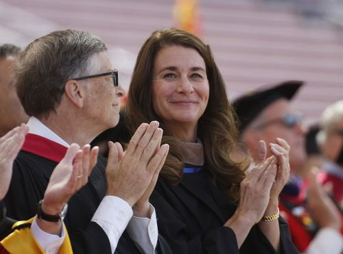 Melinda Gates wants to fix the VC gender gap