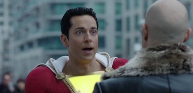DC And Warner Brothers Get Wacky With Trailers For Aquaman and Shazam