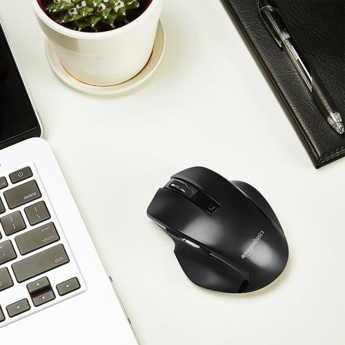 Click around on the net with the $10 AmazonBasics Compact Wireless Mouse