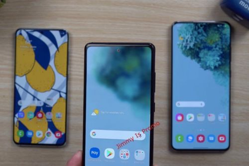 Galaxy S20 Fan Edition hands-on video leaks ahead of Samsung event