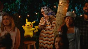 Katy Perry and Pikachu team up for 'Electric' music video