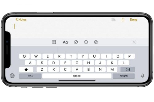 Three keyboard changes Apple should make-to iOS