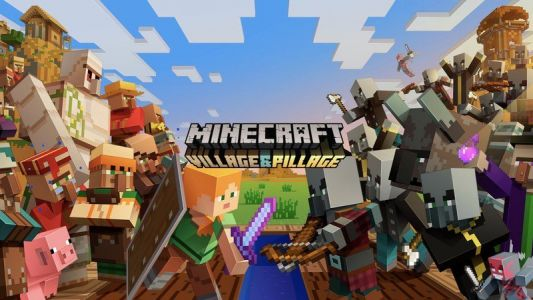 Minecraft's 'Village & Pillage' update adds pandas and so much more