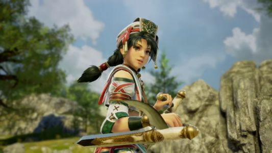 Talim Is The Newest Addition To Soulcalibur VI