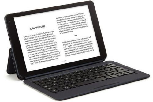 Barnes & Noble unveils a charging dock and keyboard cover for the latest Nook