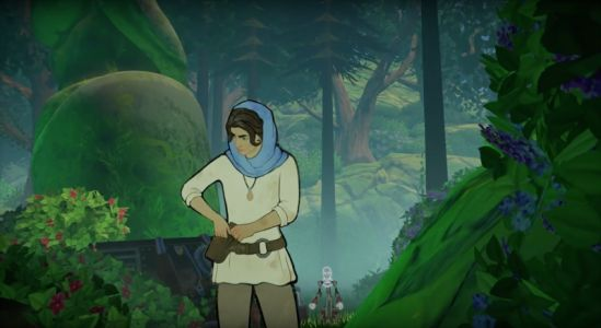 Discover A Lost Language Among The Stars In The New Trailer For Heaven's Vault