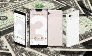 Google Fi cuts Pixel 3 and 3 XL price in half for its birthday