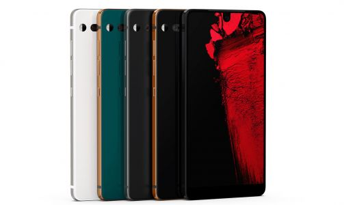 Essential's PH-1 phone is getting new limited edition colors