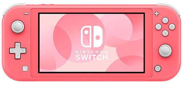 Deals: Preorder the Nintendo Switch Lite Coral Edition, 1 Year of PS Plus for $39.99