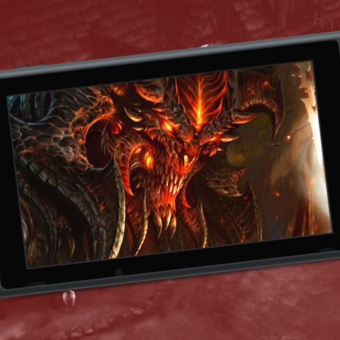 Watch Diablo 3 On Nintendo Switch Gameplay In Action