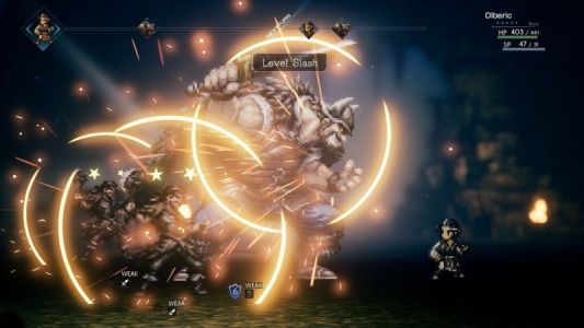 Square-Enix's Throwback RPG Octopath Traveler Ships Over One Million Units