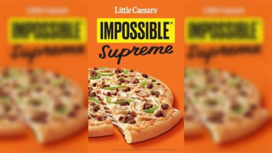 Impossible Foods Debuts Meatless Sausage For Little Caesars