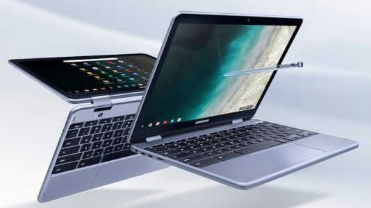 Samsung's newest Chromebook Plus V2 has LTE connectivity