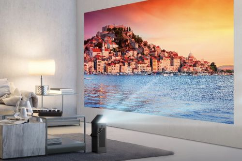 LG's first 4K projector will cost $3,000