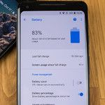 Pixel phones are getting personalized battery life estimates, see how the new feature works