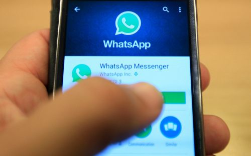 Facebook, WhatsApp and Google accused of breaking new data protection law