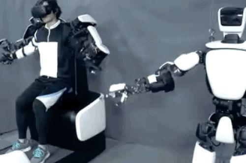 Toyota's latest humanoid robot can mimic your movements