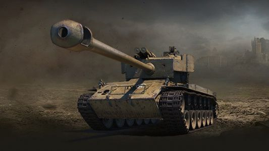 T26E4 Super Pershing, the Bouncy Boi