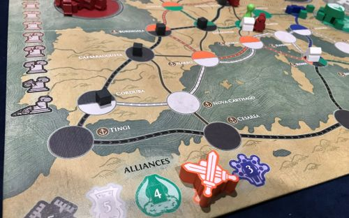 Repel the Barbarian Hordes in PANDEMIC: FALL OF ROME