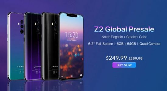UMIDIGI Z2: The Story Behind the Twilight and Twilight Black Gradient Colors