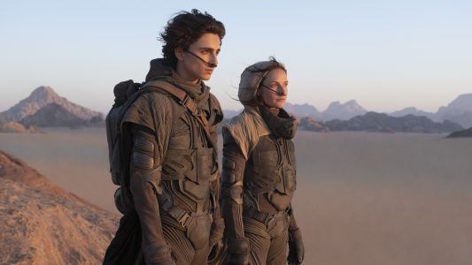 Dune is an absorbing and visually striking sci-fi epic - with one major problem