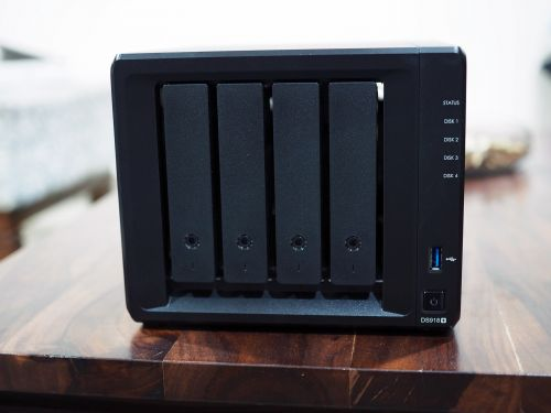 Is the Synology DS918+ a good NAS for SMBs?
