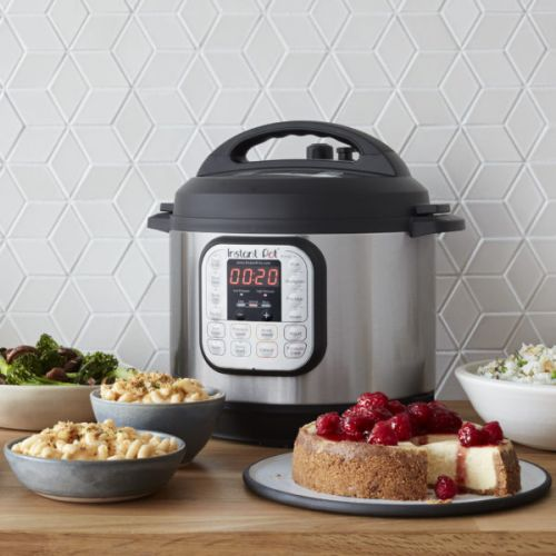 The Instant Pot DUO60 6 Qt Is More Than Half Off Today