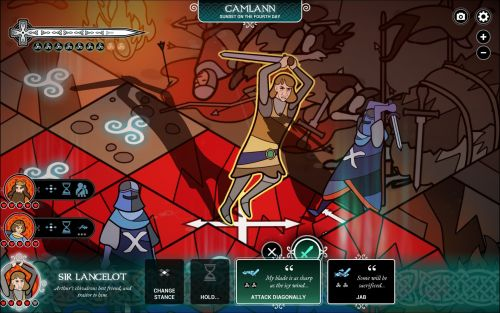 Pendragon Review - History Repeating