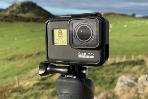 "GoPro Hero 8 leak shows company could be going more ""pro"""