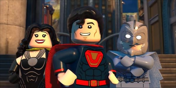 LEGO DC Super Villains Comic-Con Trailer Introduces The Justice Syndicate