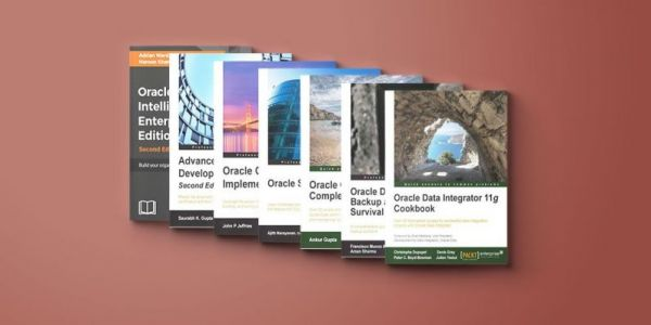 Pay what you want for this Oracle eBook Bundle