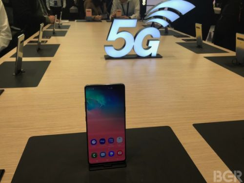 Galaxy S10 5G speed tests show Verizon's 5G network is getting faster and faster