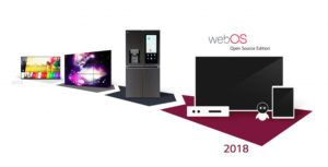 LG makes WebOS open source in an effort to expand the operating system's market presence
