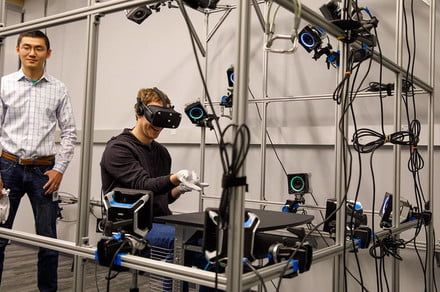 Oculus wants to stretch your skin to see what it feels like to be human