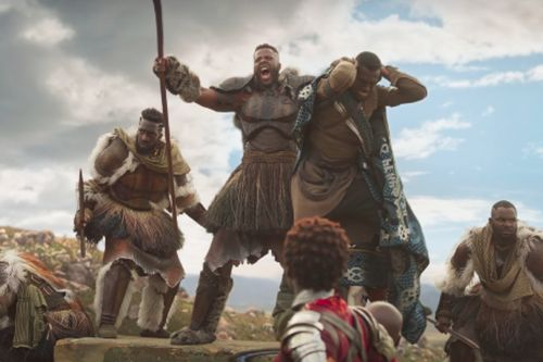 Twitter is brutally mocking the fake Black Panther assault stories