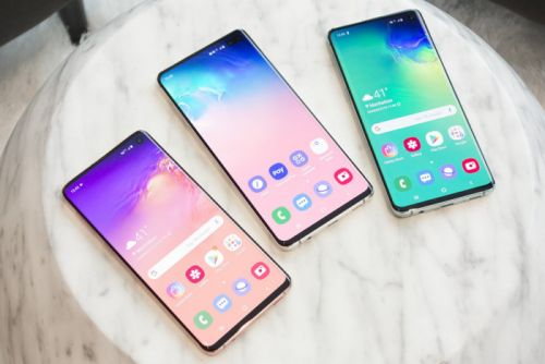 Samsung Galaxy S10, S10+ and S10e hands-on: A crowded lineup brings more parity, less clarity