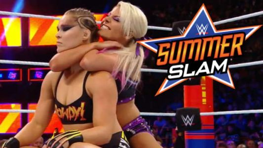 WWE Summerslam 2018 Review, Results, And Match Grades: Ronda Rousey Wins The Raw Women's Championship