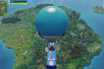 Wings on the bus: 'Fortnite' Battle Bus now sends you to your death even faster