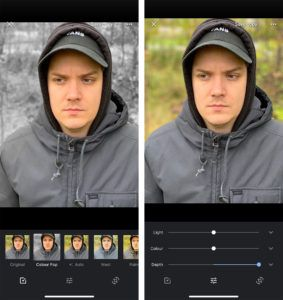 Portrait Mode depth-of-field image editing comes to Google Photos for iOS