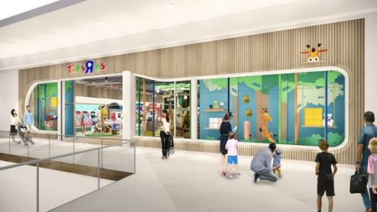 "Toys ""R"" Us Returns This Holiday Season as 'Interactive' Experience"