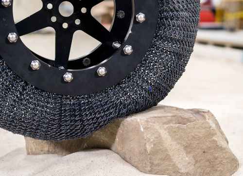 NASA goes back to the middle ages for its rover tire design
