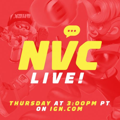 Nintendo Voice Chat LIVE - Today at 3 pm PT/6 pm ET!