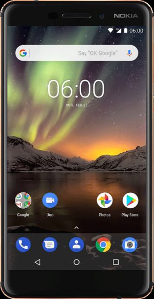 Walmart selling Nokia 6.1 TA-1045 in the US now. Best price deal at $249