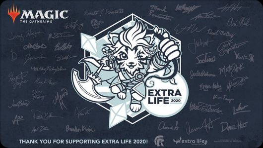Support Extra Life with MAGIC: THE GATHERING in November